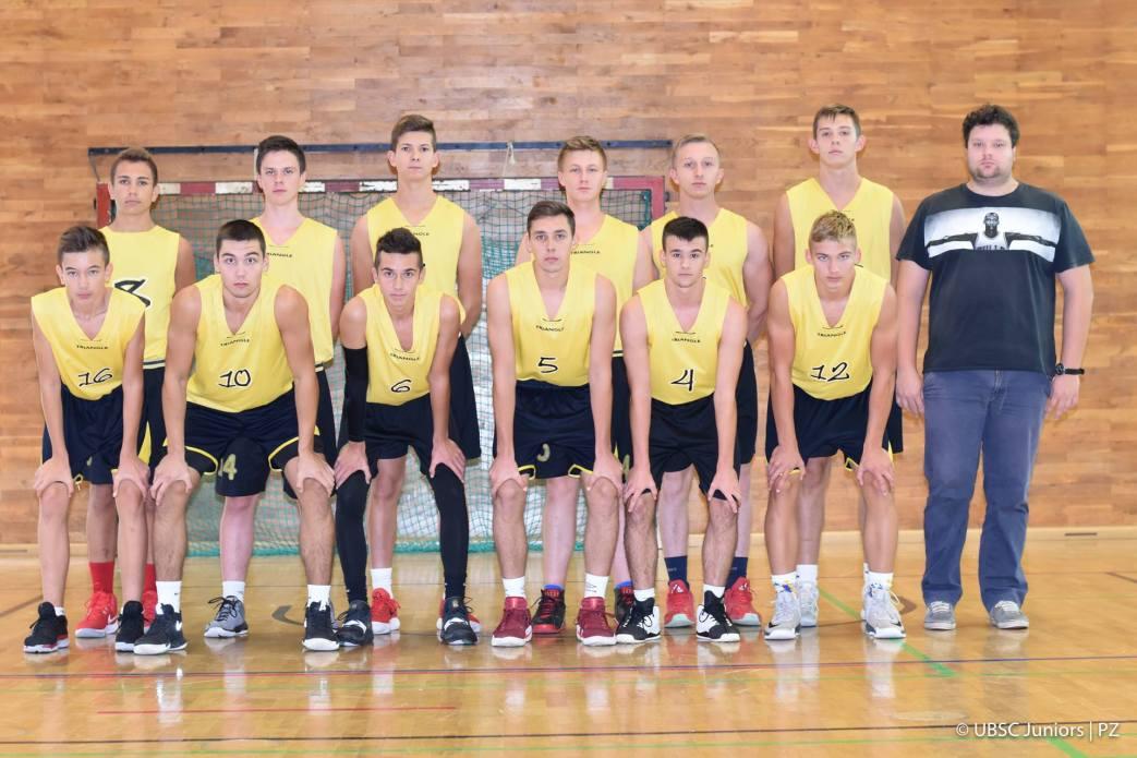 Košarkaši KK Donjeg Kraljevca sudjelovali na međunarodnom turniru u Grazu