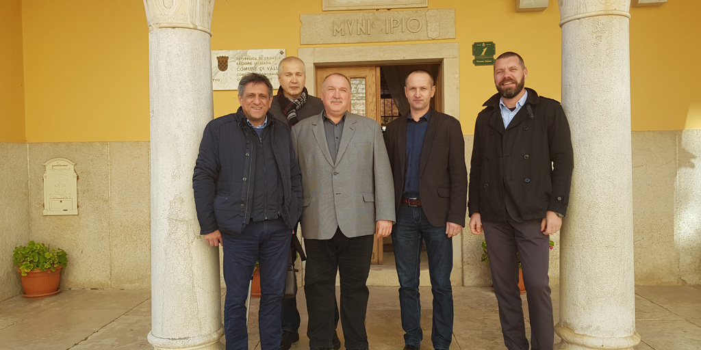Razmjena iskustava i dogovaranje daljnje suradnje između Općina Bale i Donji Kraljevec