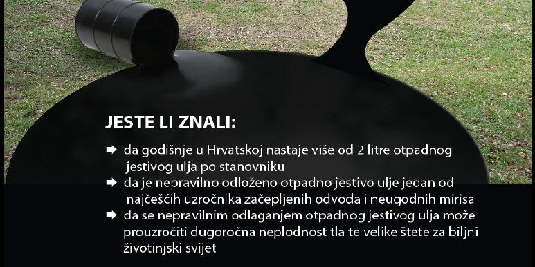 Podjela kantica za skupljanje otpadnog jestivog ulja – GKP PRE-KOM d.o.o.