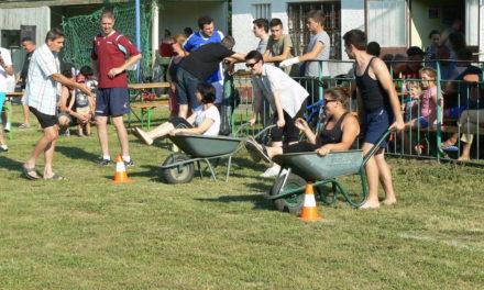 Sportske igre između ulica u Sv. Jurju u Trnju