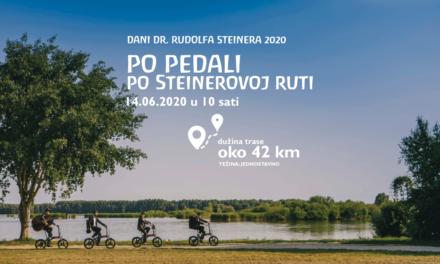 Biciklijada – Po pedali po Steinerovoj ruti
