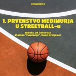 1. Prvenstvo Međimurja u streetball-u