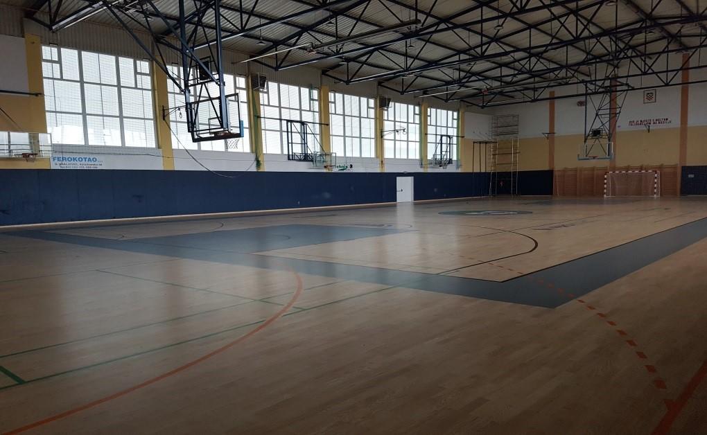 Opremanje sportske dvorane Osnovne škole Donji Kraljevec