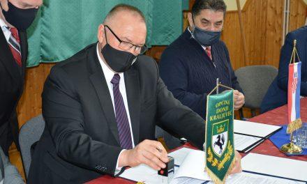 Potpisivanje sporazuma zajedničkog sufinanciranja stambenih kontejnera